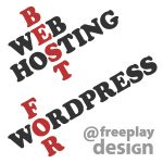 Recommended WordPress web hosting